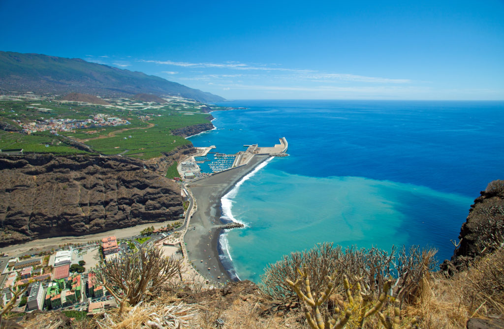 Canary Islands, one of the most popular Spain filming locations